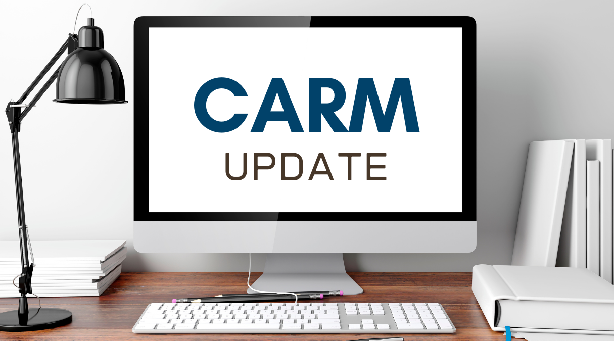 CARM Project_Update_